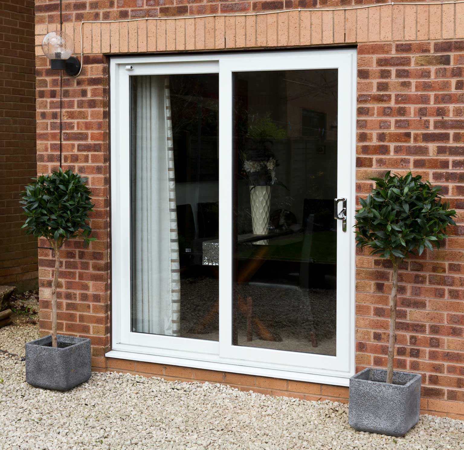 patio door shut & Patio Doors | Heatsave Windows u0026 Conservatories